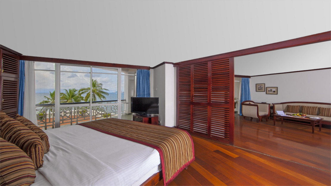 Direct Ocean View Suites