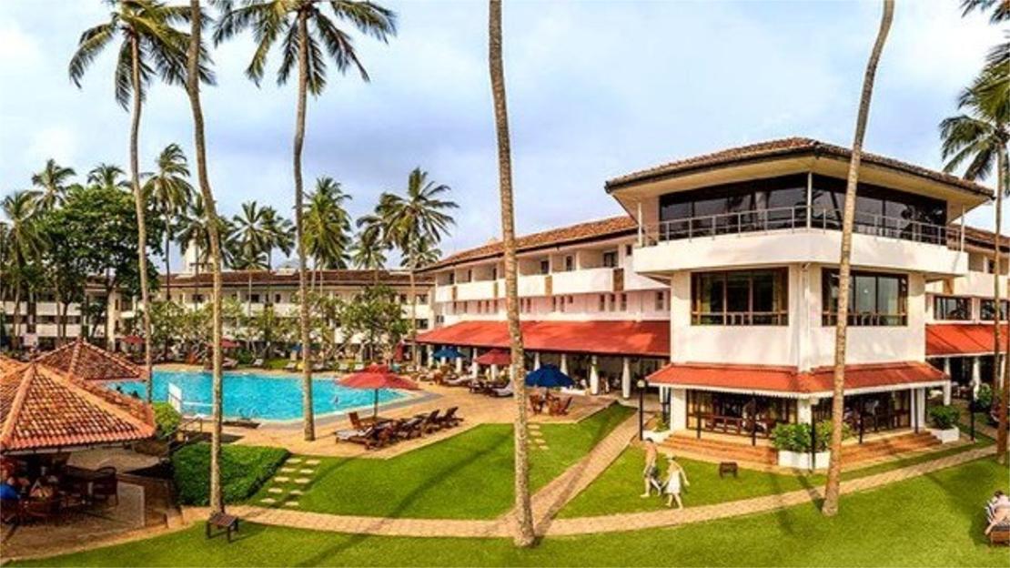 1/17  Tangerine Beach Hotel - Sri Lanka
