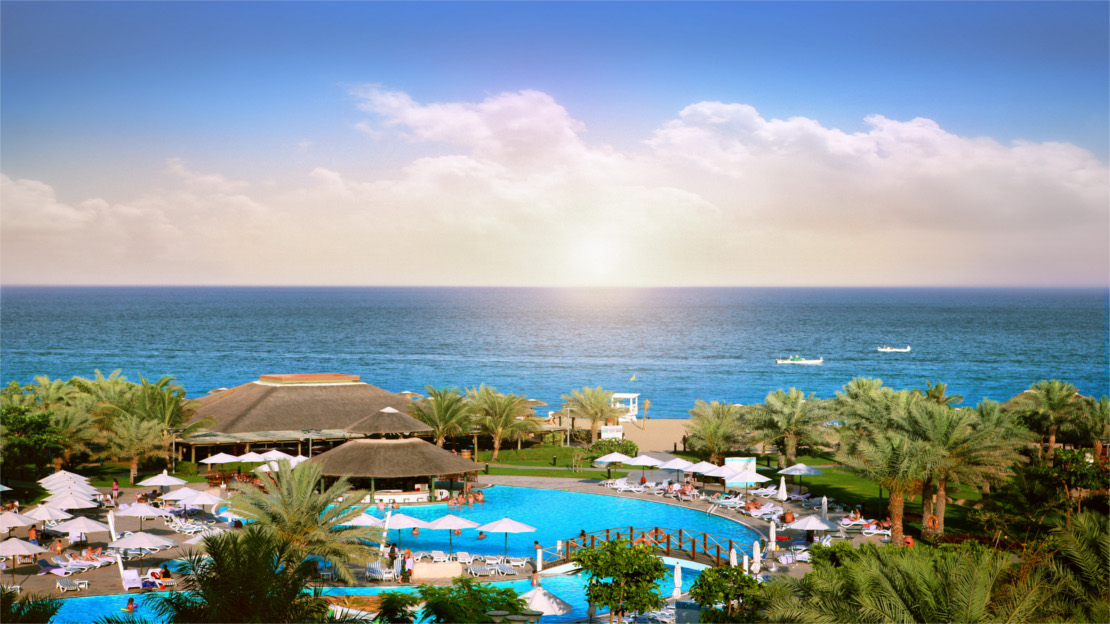 1/9  Fujairah Rotoana Resort & Spa
