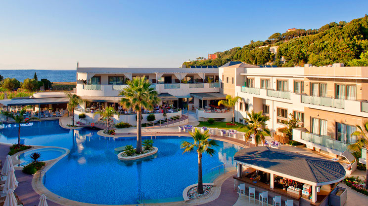 1/9  The Lesante Luxury Hotel and Spa - Zante