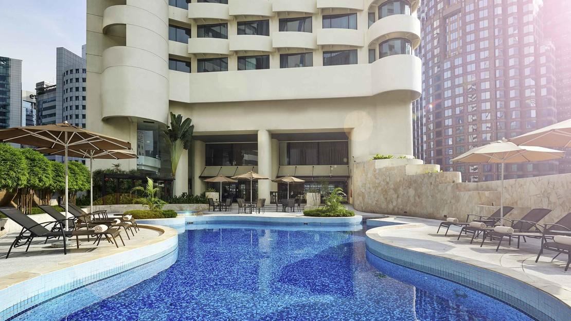 1/11  Novotel Kuala Lumpur City Centre Hotel - Malaysia