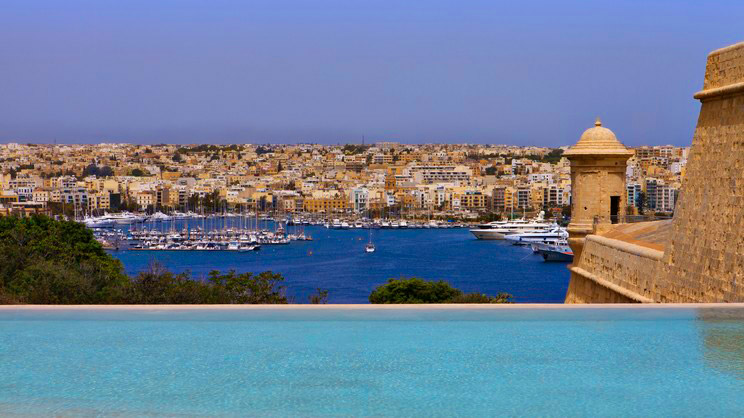 1/9  The Phoenicia - Malta