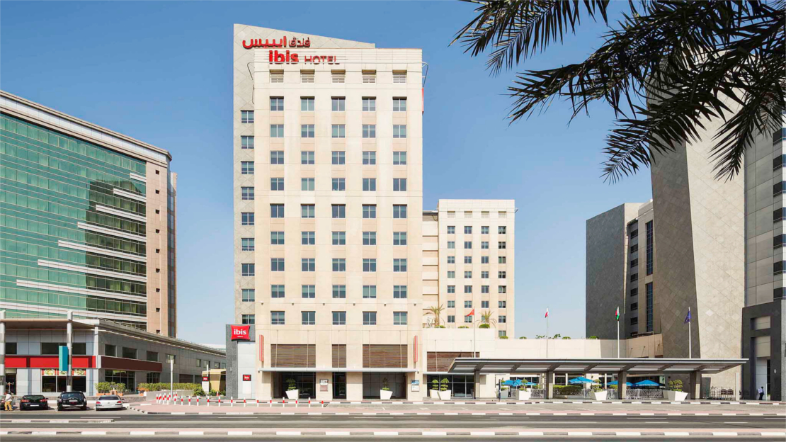 Ibis Dubai Deira City Centre Hotel