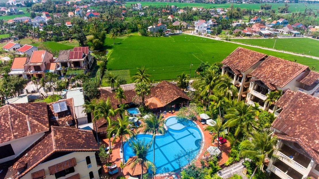 1/10  Hoi An Trails Resort and Spa - Vietnam