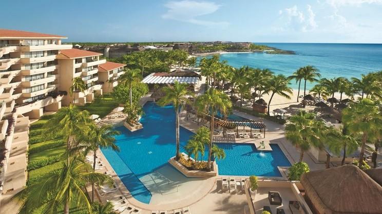 1/10  Dreams Puerto Aventuras Resort & Spa - Mexico