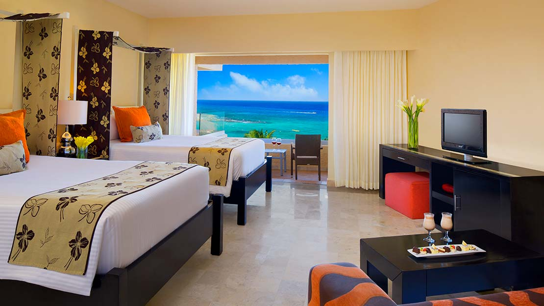 Preferred Club Family Suite Ocean View