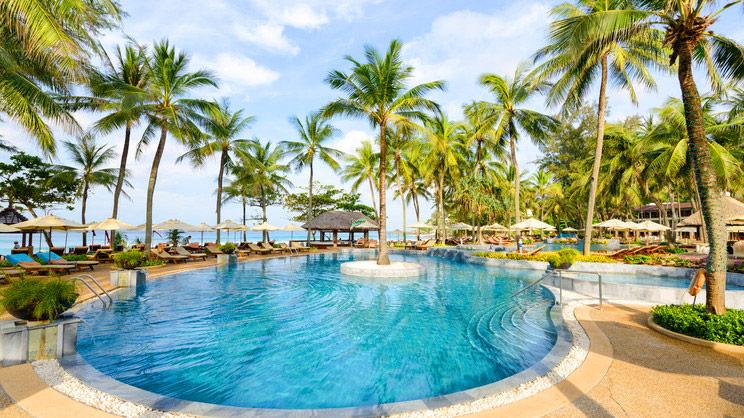 1/10  Katathani Phuket Beach Resort - Phuket