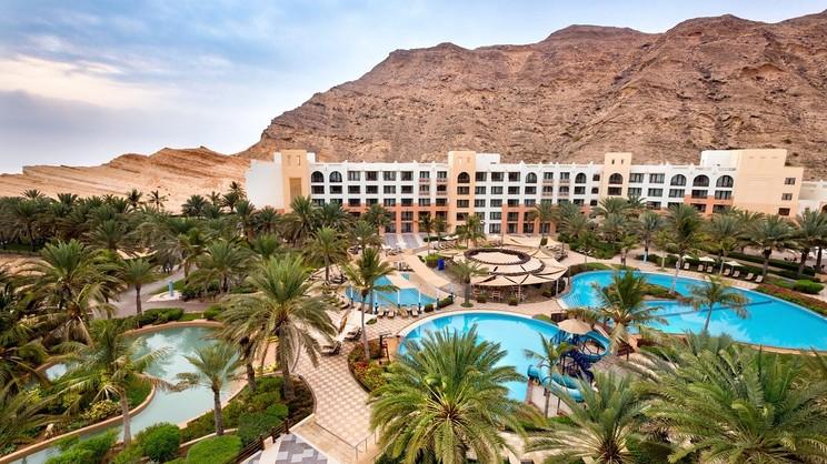 Shangri-La Al Bandar, Barr Al Jissah Resort & Spa