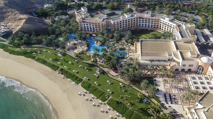 1/14  Shangri-La Al Bandar, Barr Al Jissah Resort and Spa - Oman
