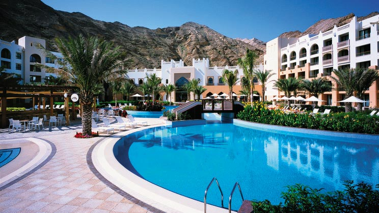 1/6  Shangri-La Al Waha, Barr Al Jissah Resort and Spa - Oman