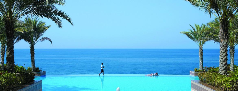 1/13  Shangri-La Al Husn Resort and Spa - Oman