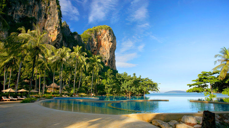 1/11  Rayavadee Resort - Thailand