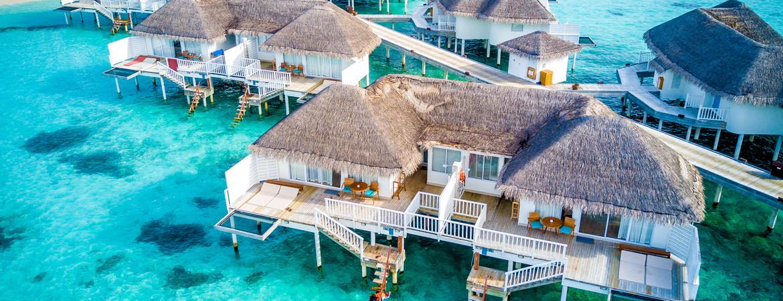 1/18  Centara Grand Island Resort & Spa - Maldives