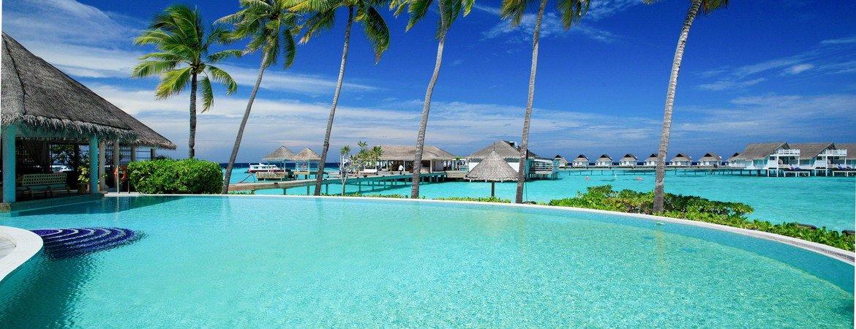 1/17  Centara Grand Island Resort & Spa - Maldives