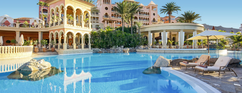 1/12  Iberostar Grand Hotel El Mirador - Tenerife