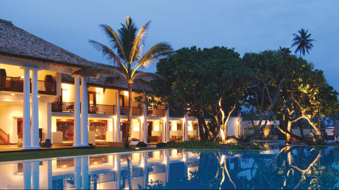1/21  The Fortress Resort and Spa - Sri Lanka