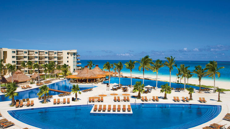 1/11  Dreams Riviera Cancun Resort and Spa - Mexico
