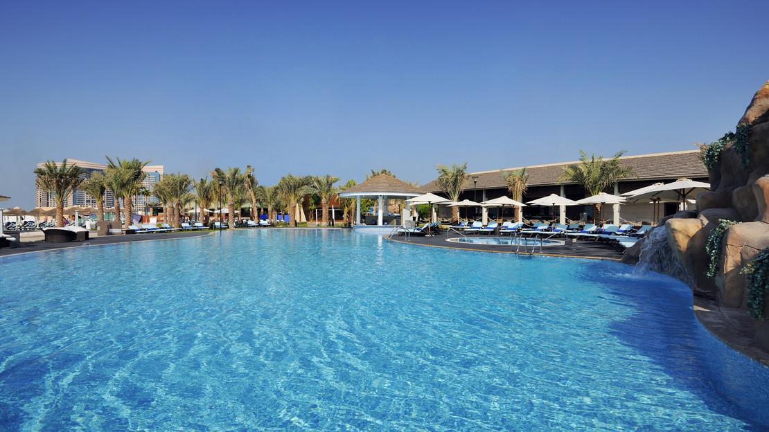 1/5  Intercontinental Abu Dhabi