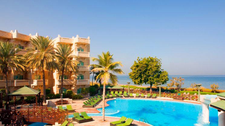 1/9  Grand Hyatt, Muscat - Oman