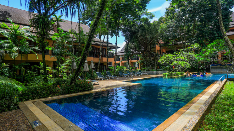 1/6  Khao Lak Merlin Resort - Thailand