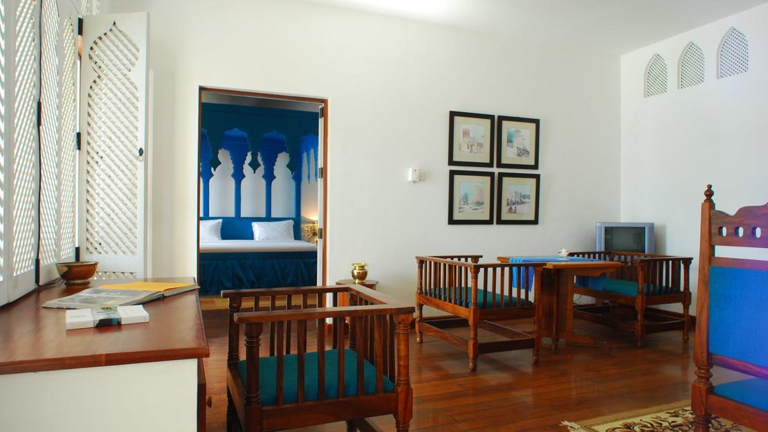 Ibn-Batuta Suite
