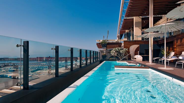 1/13  Romeo Hotel - Naples, Italy