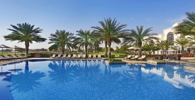 1/7  The Address Montgomerie - Dubai