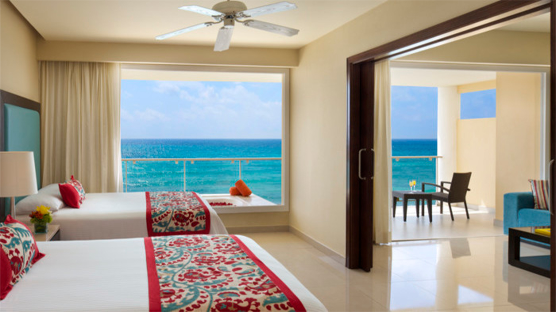 Preferred Club Suite Ocean View