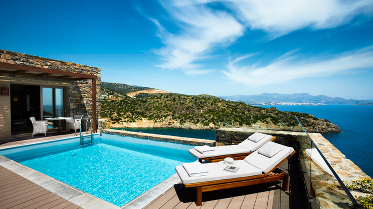 1/15  Daios Cove Luxury Resort and Villas - Crete