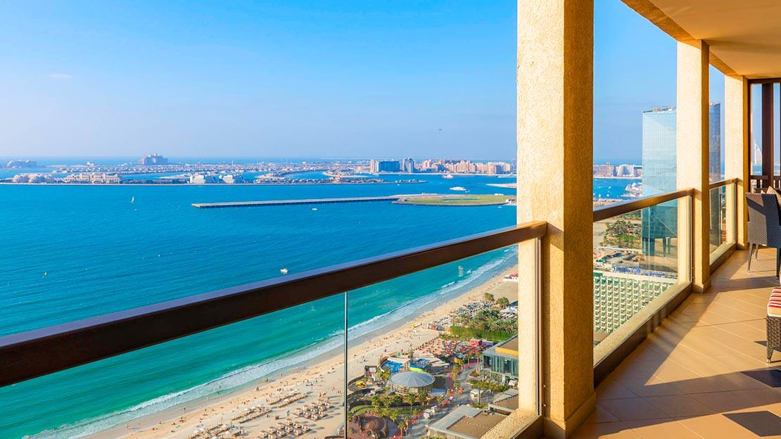 1/12  Sofitel Dubai Jumeirah Beach Resort - Dubai