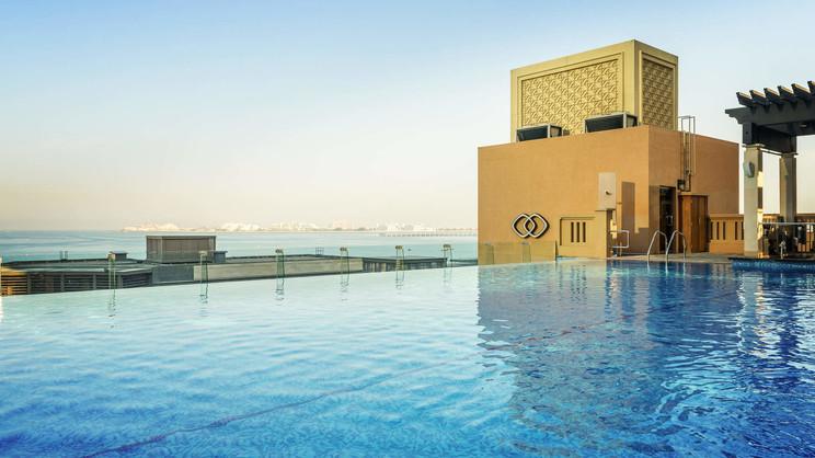 1/8  Sofitel Dubai Jumeirah Beach Resort - Dubai