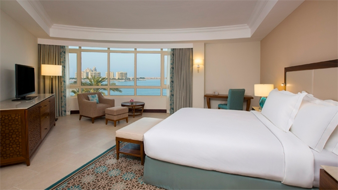 Presidential Suite with Panoramic Views