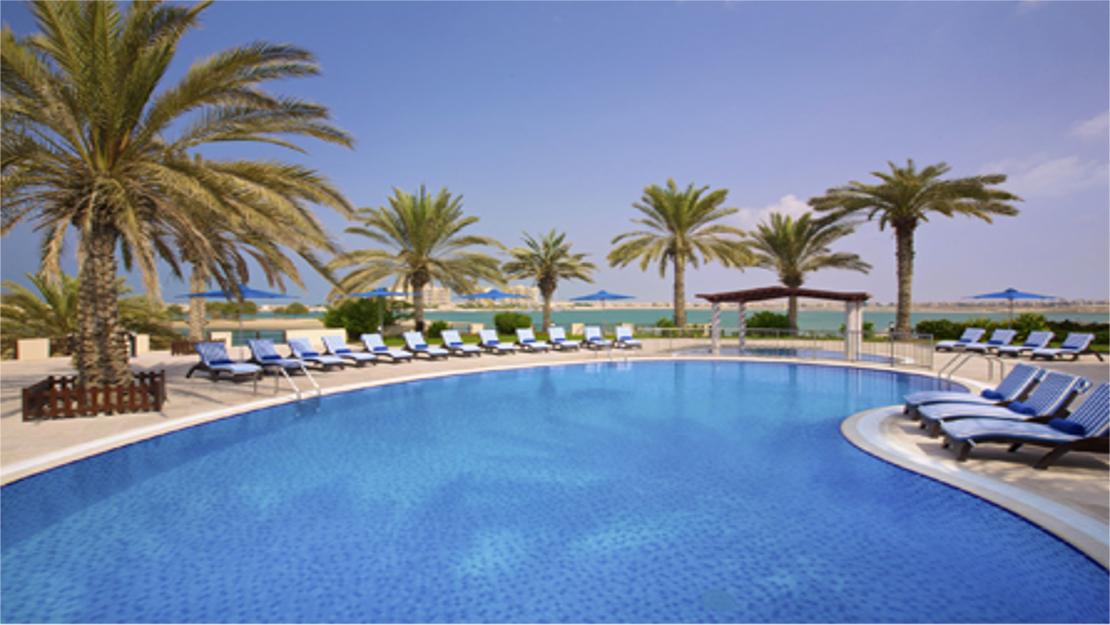 1/6  Hilton Al Hamra Beach and Golf Resort