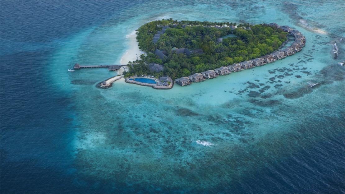 Vivanta by Taj Resort  Maldives