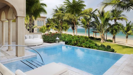 Palm Beach Executive Suite with Pool