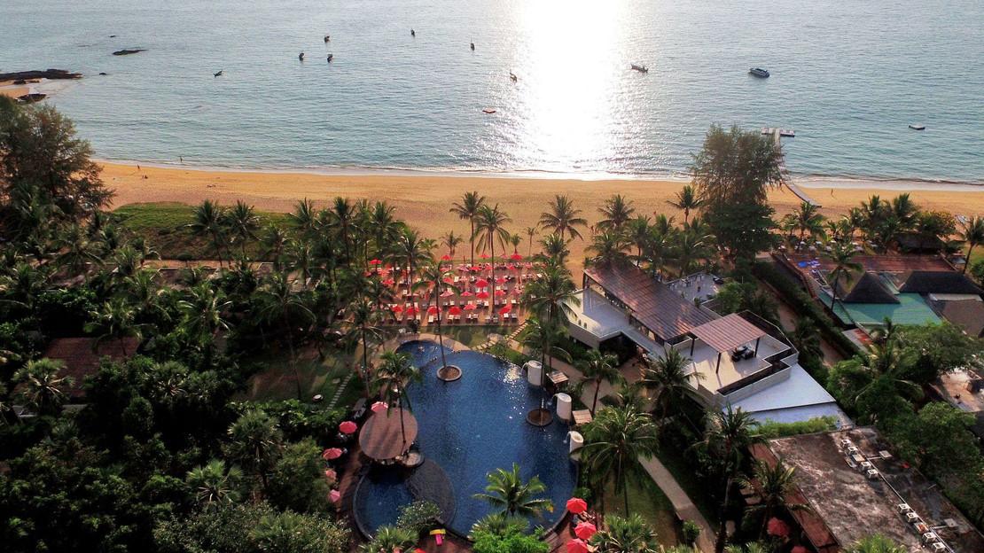 1/19  Ramada Khao Lak Resort - Thailand