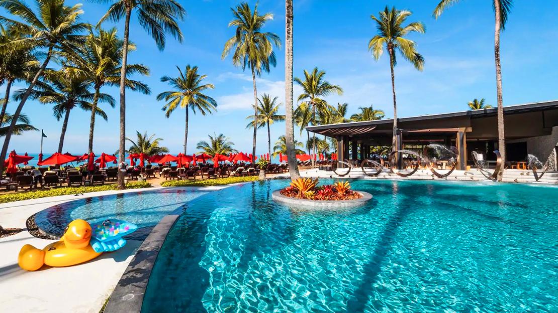1/14  Ramada Khao Lak Resort - Thailand