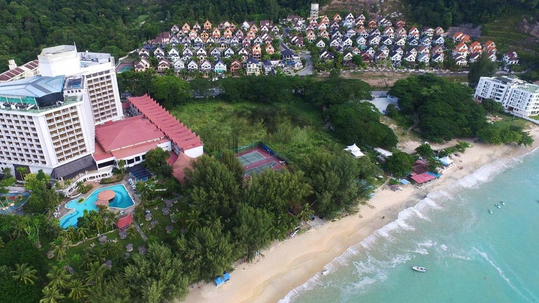 1/19  Bayview Beach Resort - Malaysia