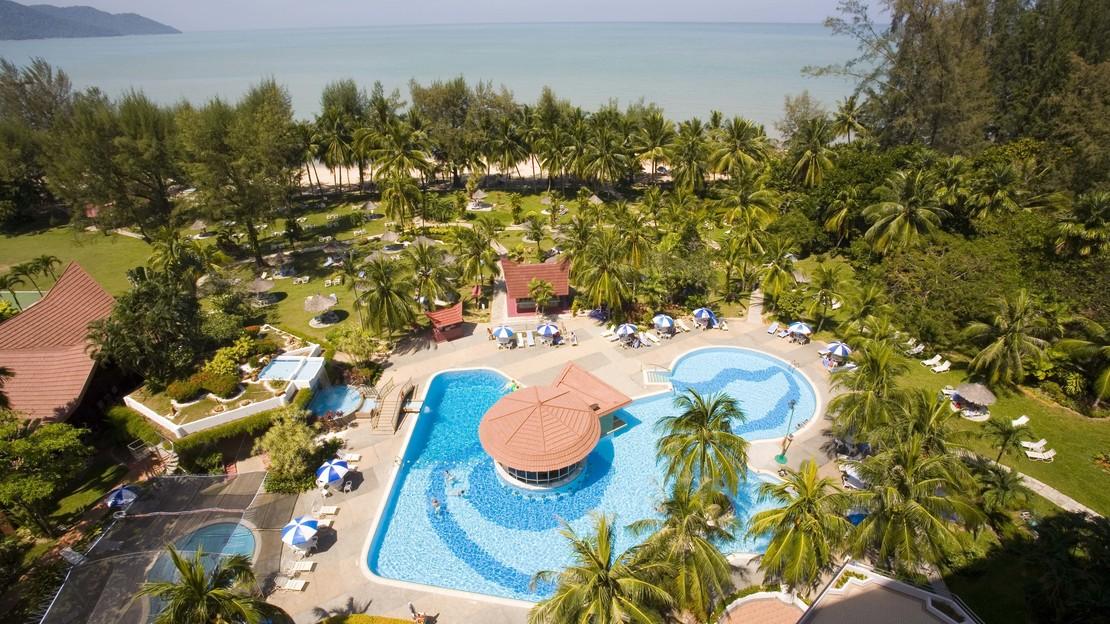 1/8  Bayview Beach Resort - Malaysia