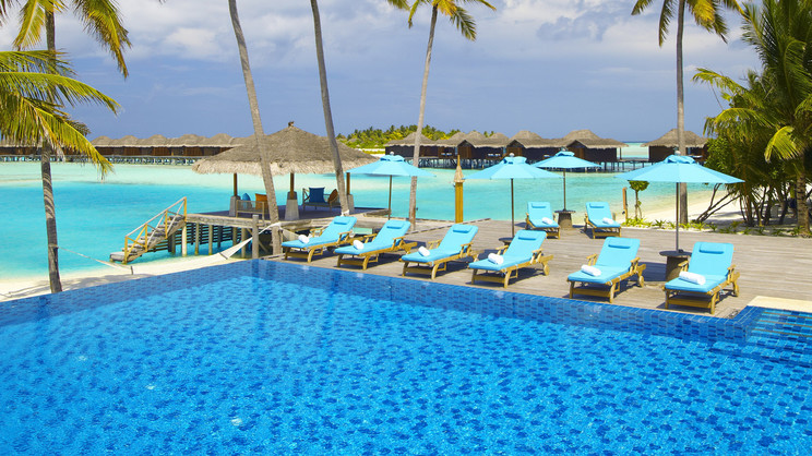 1/11  Anantara Veli Resort - Maldives