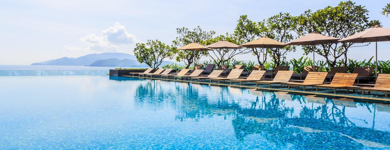 1/18  Sheraton Nha Trang Hotel and Spa - Vietnam