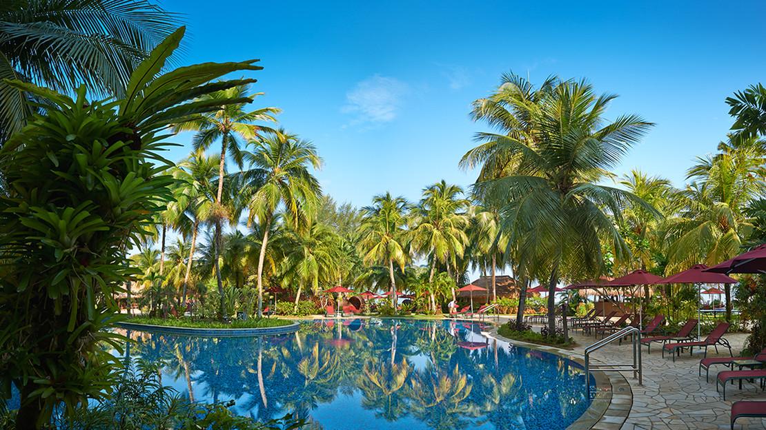 1/11  PARKROYAL Penang Resort - Malaysia