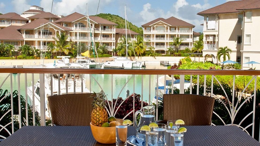 Marina View Villa Suite