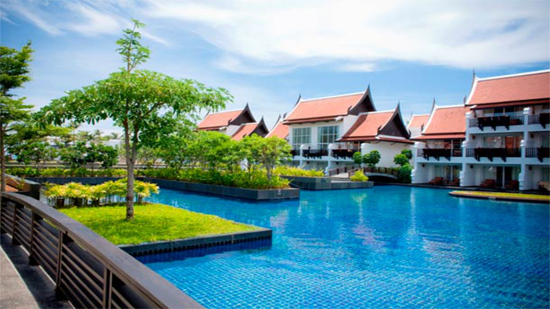 1/33  JW Marriott Khao Lak Resort and Spa - Thailand