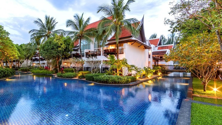 1/15  JW Marriott Khao Lak Resort and Spa - Thailand