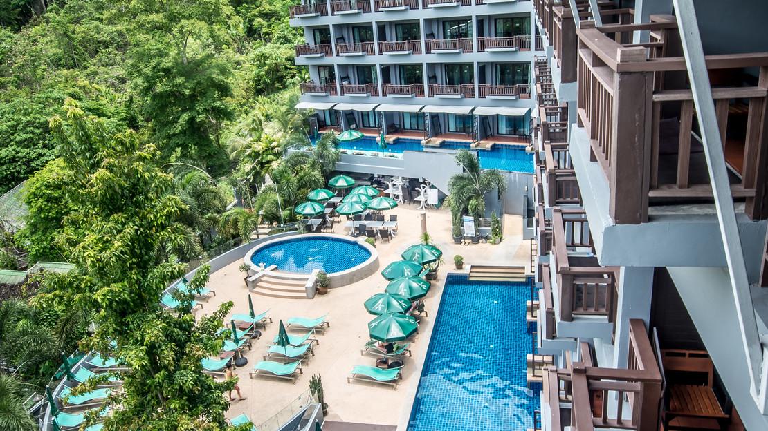 1/11  Krabi Cha-Da Resort - Thailand