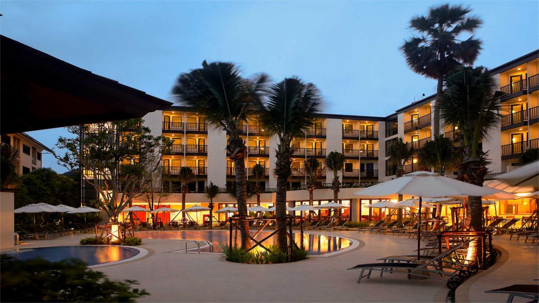 1/7  Ibis Phuket Patong Hotel - Thailand