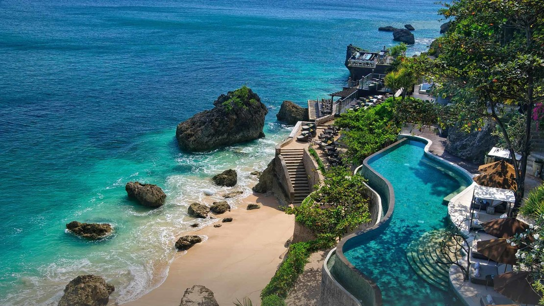 1/30  AYANA Resort and Spa - Bali