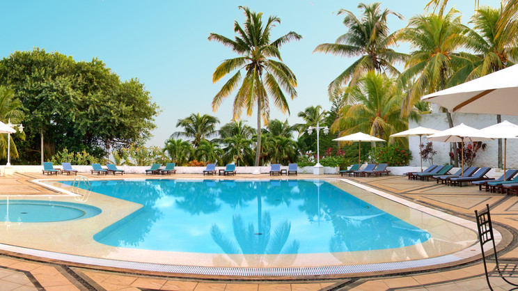 1/9  Casuarina Resort and Spa - Trou-aux Biches, Mauritius