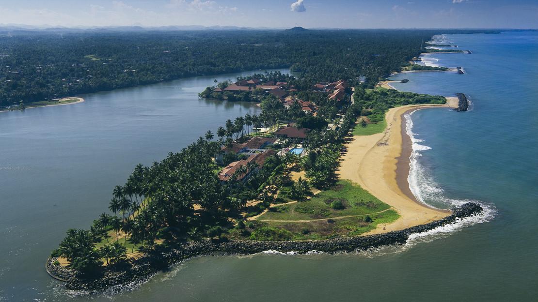 1/18  AVANI Kalutara Resort - Sri Lanka